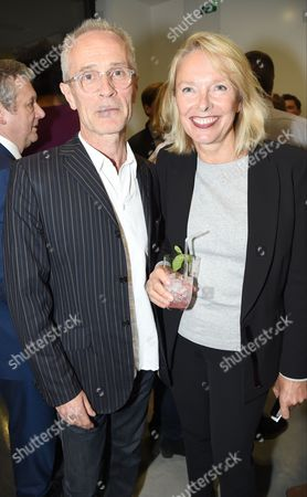 Editorial image of Newport Street Gallery Launch party, London, Britain - 06 Oct 2015