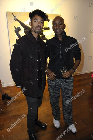 Alex Gardner and Roger Michael