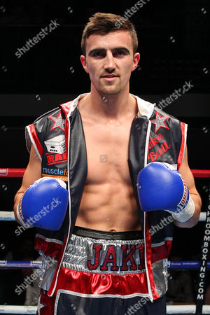 Jake Ball defeats Mitch Mitchell during the 'Stand & Deliver' Boxing Show at York Hall, Bethnal Green