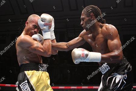 Editorial photo of Matchroom Boxing, York Hall, London, Britain - 10 Oct 2015