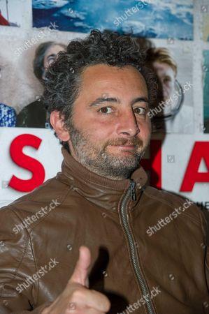 Stock Image of Nader Boussandel
