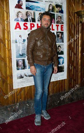 Stock Photo of Nader Boussandel