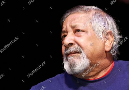 Stock Picture of V S Naipaul