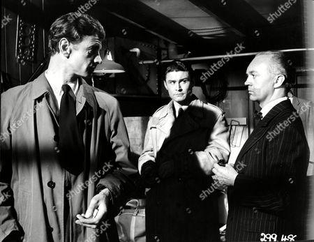 Michael Gwynn, Ronald Lewis and George A Cooper
