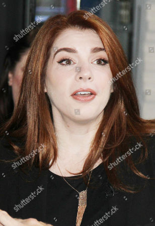 Editorial picture of Stephenie Meyer at Good Morning America, New York, America - 05 Oct 2015