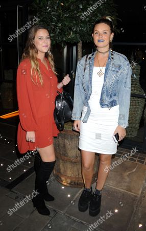 Millie Wilkinson and Emily Weller