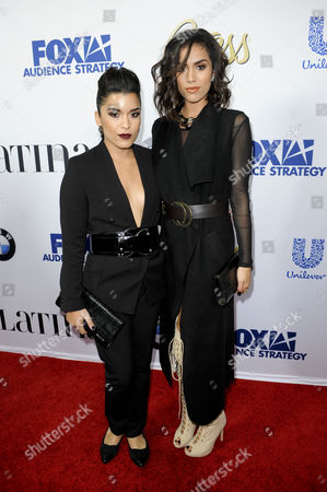 Andrea Sixtos and sister Alicia Sixtos