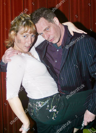 Stock Picture of Tracey Wilkinson and Jack Ellis