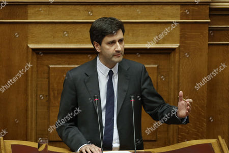 Deputy Finance Minister, George Chouliarakis
