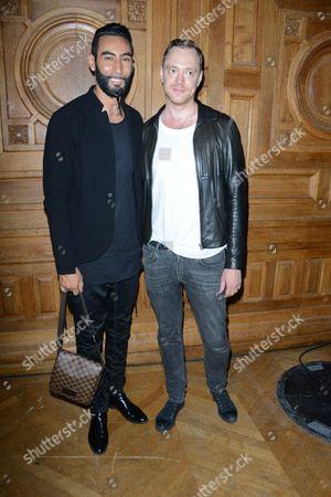 La Fouine and Ole Yde