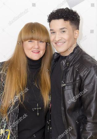 Editorial image of 'Lorraine' ITV TV Programme, London, Britain - 08 Oct 2015