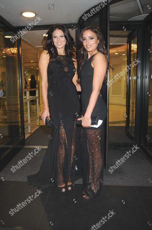 Twinnie-Lee Moore and Nadia Forde