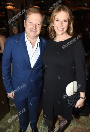 Sir Charles Dunstone and Celia Dunstone