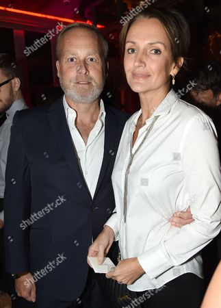 Editorial picture of Sexy Fish Restaurant VIP launch party, London, Britain - 08 Oct 2015