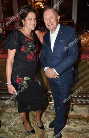 Tracey Emin and Laurence Graff