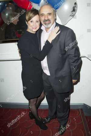 Madelaine Brennan and Peter Polycarpou