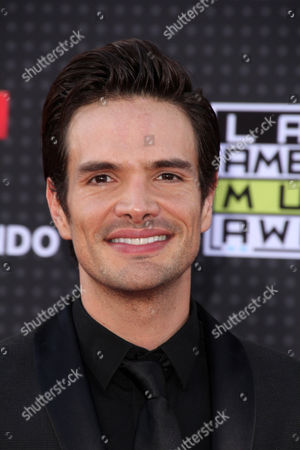 Editorial picture of Latin American Music Awards, Los Angeles, America - 08 Oct 2015