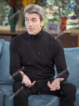 Editorial image of 'This Morning' TV Programme, London, Britain - 09 Oct 2015