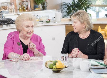 Denise Robertson and Joanna Nicholas