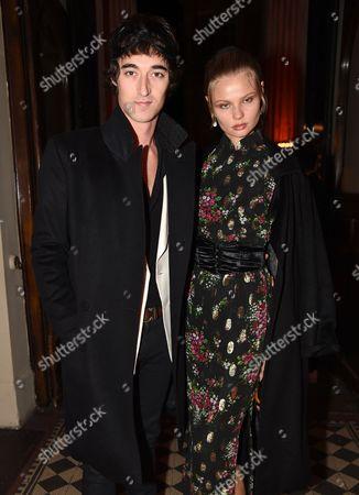 Editorial photo of Eva Cavalli Birthday Party, London, Britain - 09 Oct 2015
