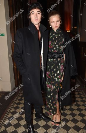 Editorial image of Eva Cavalli Birthday Party, London, Britain - 09 Oct 2015