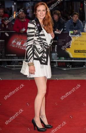 Editorial picture of 'The Program' Premiere, 59th BFI London Film Festival, Britain - 10 Oct 2015