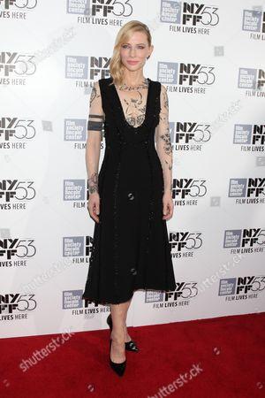Stock Image of Cate Blanchett