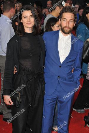 Natasha O'Keeffe and Dylan Edwards