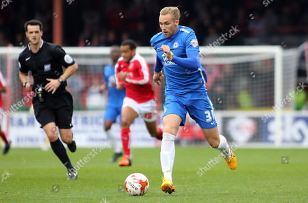 Editorial image of Swindon Town v Peterborough United, Great Britain - 10 Oct 2015
