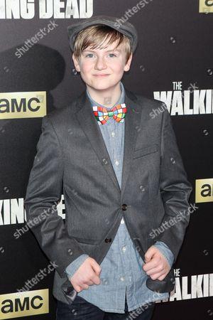 Editorial picture of 'The Walking Dead' season 6 fan premiere, New York, America - 09 Oct 2015