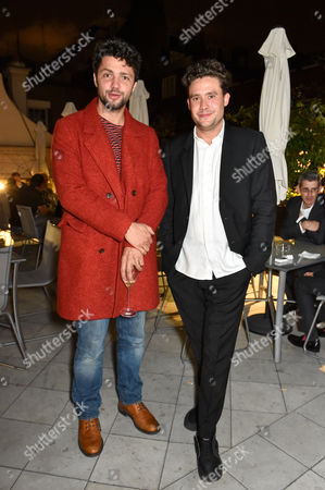Editorial photo of Gagosian Gallery opening and 'Cy Twombly' exhibition, London, Britain - 10 Oct 2015
