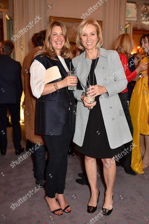 Georgina Cohen and Deborah McLeod