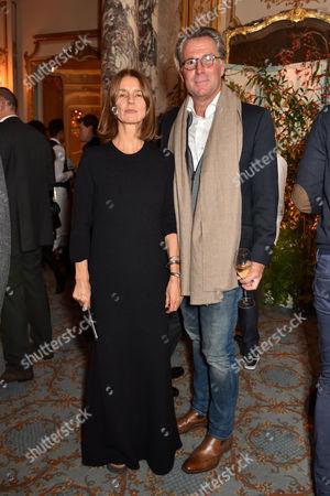 Karla Otto and Axel Benz