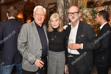 Michael Craig-Martin, Charlotte Verity and Christopher le Brun
