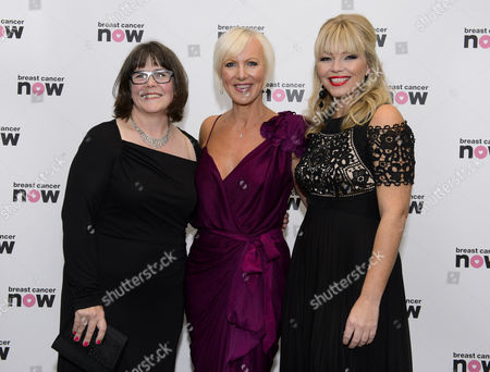 Baroness Delyth Morgan, Kate Thornton and Fiona Lambert