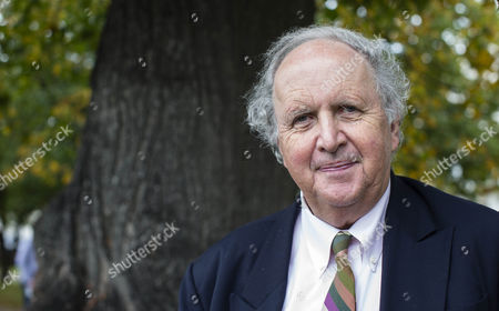Stock Image of Alexander McCall Smith
