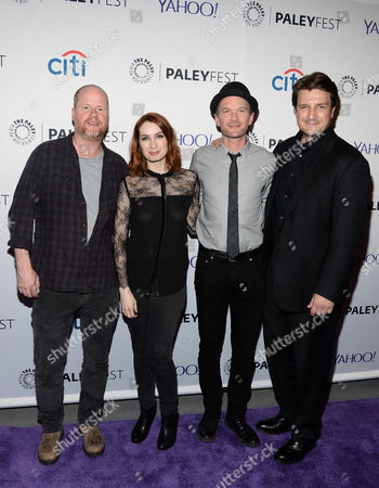 Joss Whedon, Felicia Day, Neil Patrick Harris, Nathan Fillion