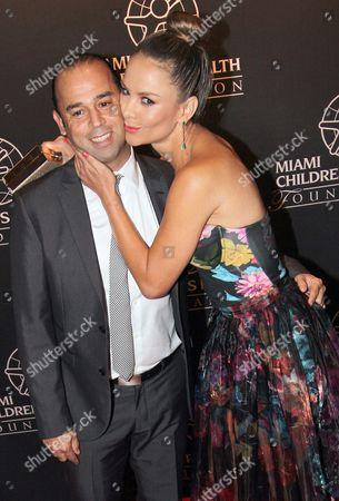 Guest and Ximena Cordoba