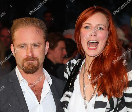Stock Picture of Ben Foster and Kari Kleiv