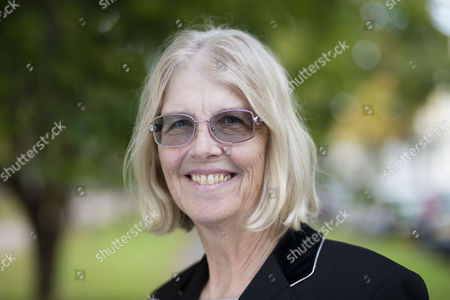 Stock Picture of Pulitzer Prize winning Jane Smiley.
