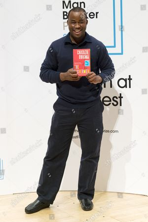 Editorial photo of The Man Booker Prize readings, Royal Festival Hall, London, Britain - 12 Oct 2015