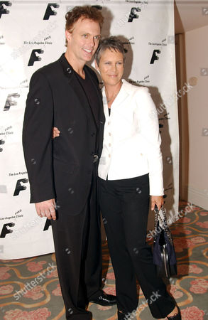 Patrick Cassidy and Jamie Lee Curtis