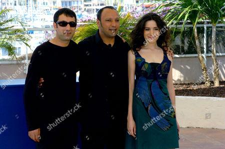 Nazmi Kirik, Hiner Saleem and Belcim Bigin