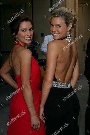 Brandi Sherwood and Rachel Reynolds