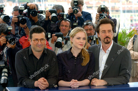 'Down in the Valley' - David Jacobs, Evan Rachel Wood and Edward Norton