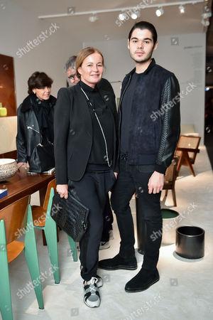 Eva Cavalli and Robert Cavalli