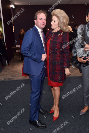 Lord Harry Dalmeny and Lady Estelle Wolfson