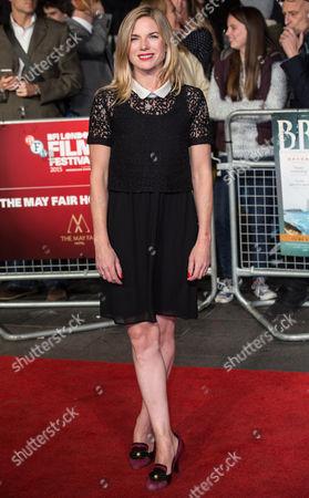 Editorial picture of 'Brooklyn' premiere, 59th BFI London Film Festival, Britain - 12 Oct 2015