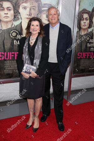 Editorial photo of 'Suffragette' film premiere, New York, America - 12 Oct 2015