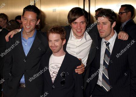 Josh Cooke, Seth Green, Shane McRae, Todd Grinnell